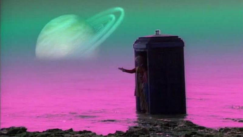 """Doctor Who (Classic): """"The Trial Of A Time Lord, Part 2"""