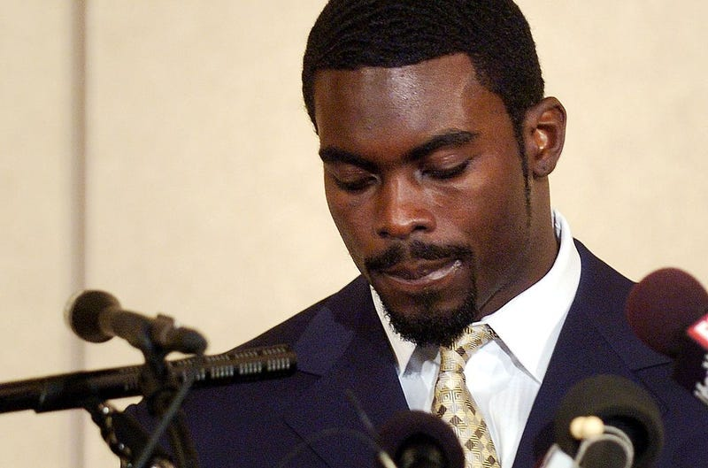 Michael Vick (Jonathan Ernst/Getty Images)