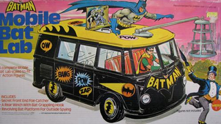 Illustration for article titled Batman's Mobile Bat-Lab Will Return As A New Playset