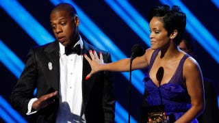 Illustration for article titled Rihanna Fires Jay-Z As Her Manager