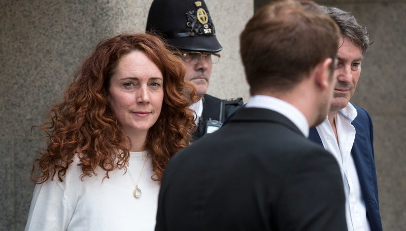 Illustration for article titled It's Straight Up Remarkable That Rebekah Brooks Was Found Not Guilty