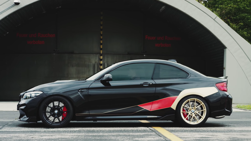 I Am Losing My Mind Over This Bmw M2 Competition With German