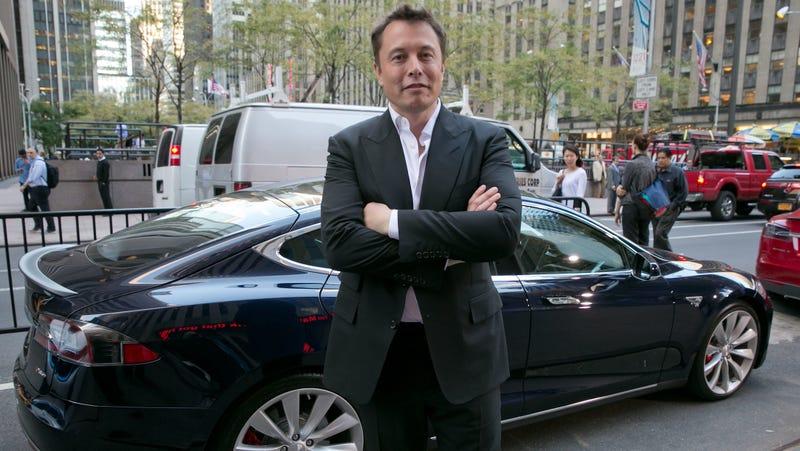 Illustration for article titled Elon Musk dice que los Tesla podrán usar sonidos personalizados para la bocina, incluyendo pedos y cabras