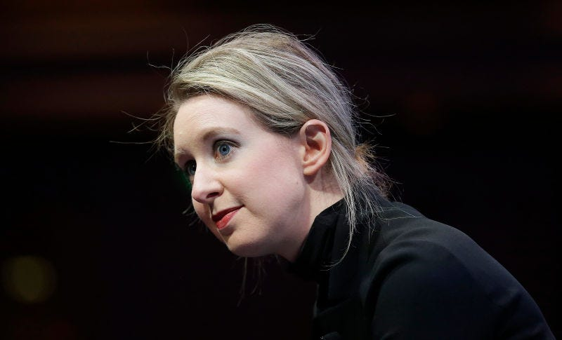 Illustration for article titled Walgreens Cuts Ties with Elizabeth Holmes' Theranos