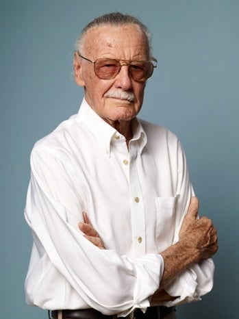 Illustration for article titled Stan Lee On Marvel Films Starring Women