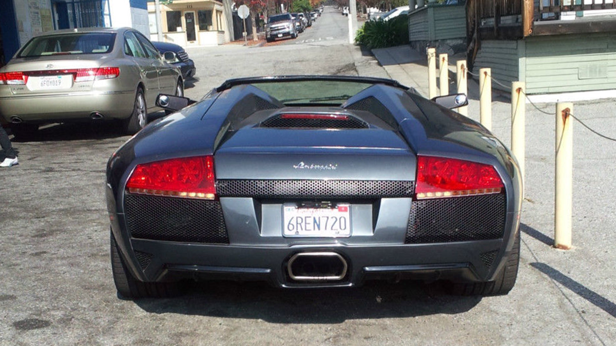 This Clean Lamborghini Murcielago Is Cheap As Dirt And Fake As Hell