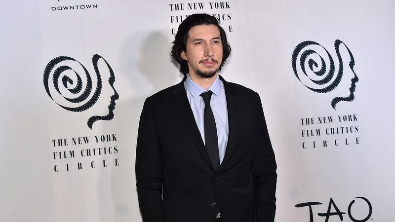 Adam Driver (Photo: Mike Coppola/Getty Images)