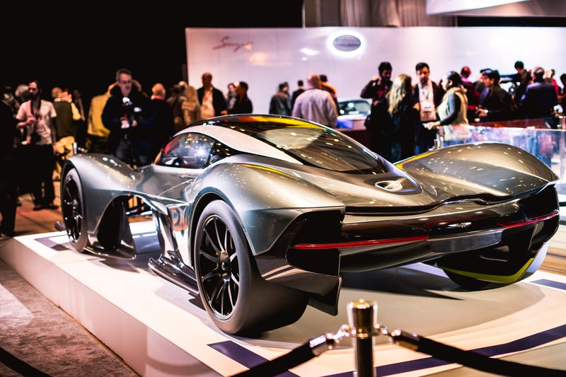Up Close With The Aston Martin Am Rb 001 The Car That Proves The