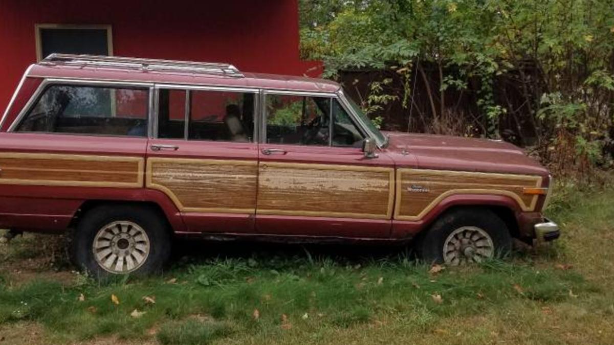 Craigslist Jeep Wagoneer | The Wagon