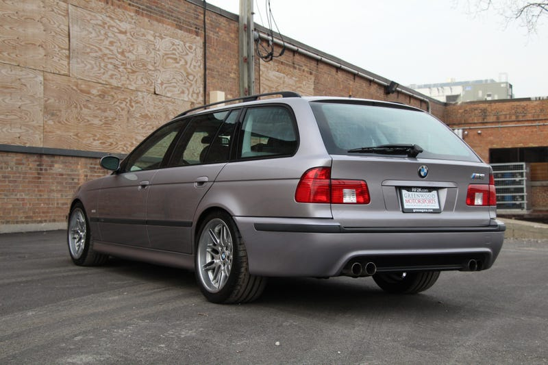 Someone Buy This E39 Bmw M5 Wagon Conversion Before I Do