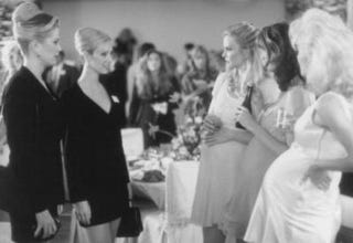 """""""Romy and Michele's High School Reunion"""" (Touchstone Pictures)"""