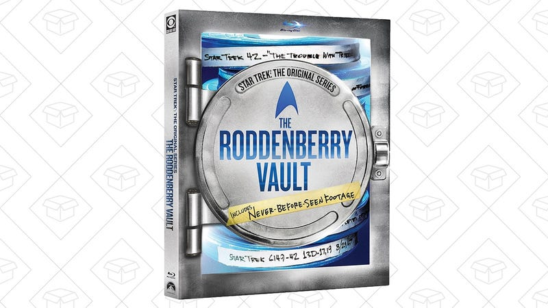 Star Trek: The Roddenberry Vault, $30