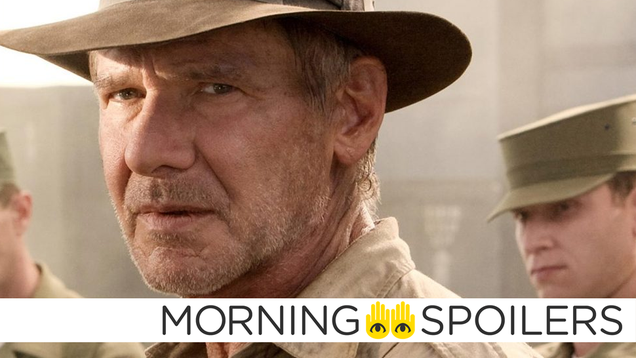 Updates From Indiana Jones 5, Dungeons & Dragons, and More