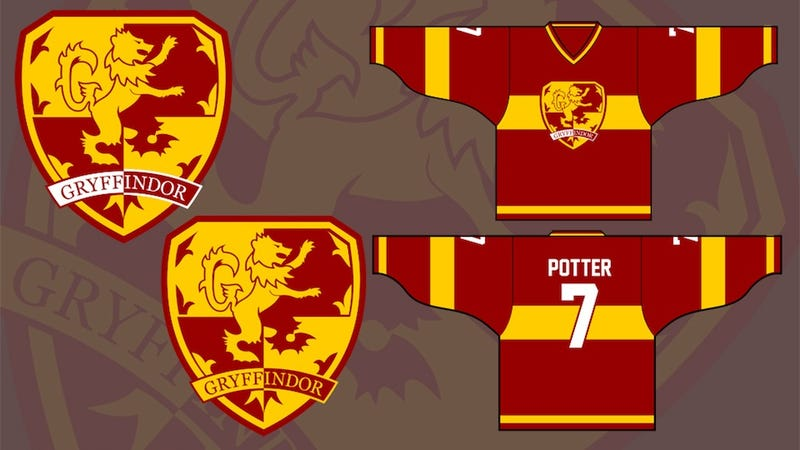 Illustration for article titled Support your favorite scifi or fantasy team in custom hockey jerseys