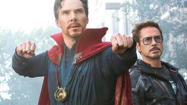 The Brief Story Behind Doctor Strange Calling Iron Man a Douchebag