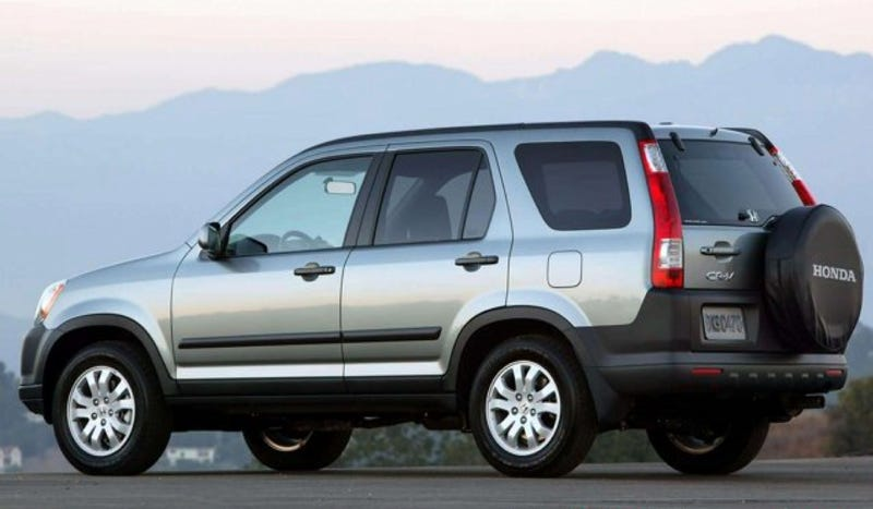 Illustration for article titled Police Reportedly Looking For Boston Bomb Suspect In This SUV (UPDATE)