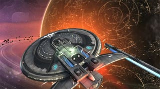 """Illustration for article titled Star Trek Online """"Belly Of The Beast"""" Trailer Contains No Bellies Or Beasts"""