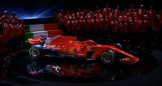 Illustration for article titled Ferrari SF71H