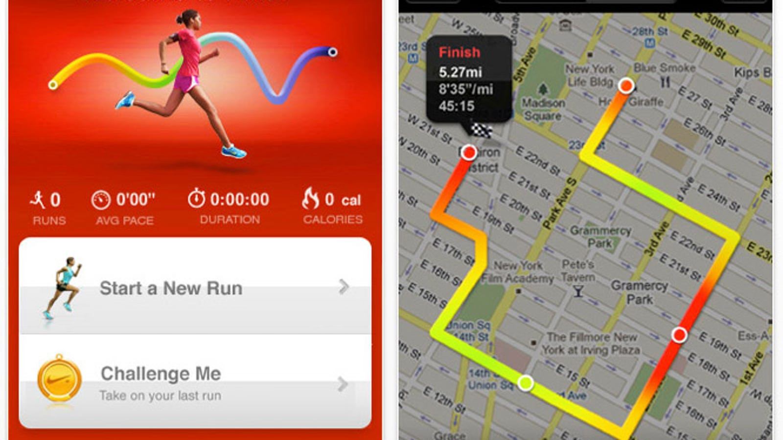 Nike Gps App Now Allows Everyone To Run No Sensor Required