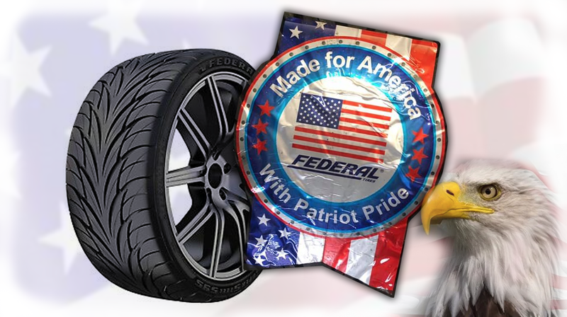 Illustration for article titled I Don't Know Who Federal Tires Thinks They're Fooling With This Bullshit