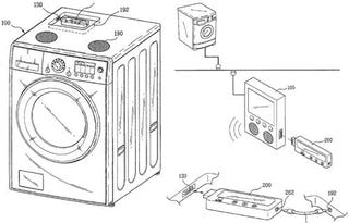 Illustration for article titled LG's Washing Machine Has an iPod Dock