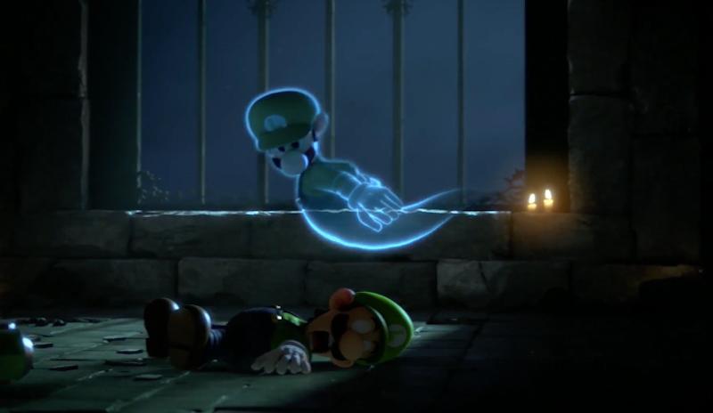 Illustration for article titled Wake Up, Sheeple: Luigi Is Still Dead