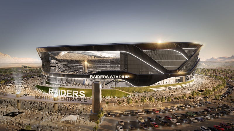 Illustration for article titled The Raiders Are Moving To Las Vegas And It Stinks