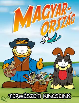 Illustration for article titled Egy reklám miatt bőgatyás csikós lett Garfieldból