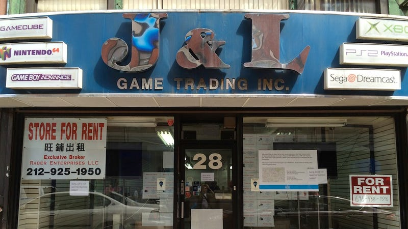 Illustration for article titled The Last Great Gaming Store In New York City's Chinatown