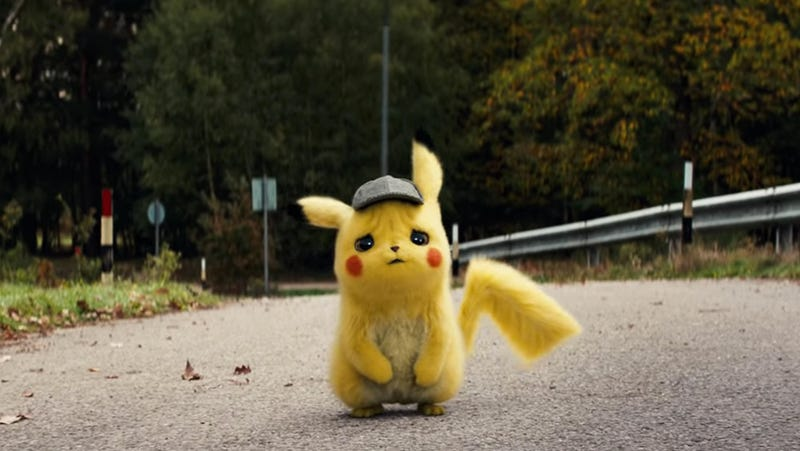 Download Pikachu Wallpaper Detective Cikimmcom