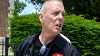 William Walters at KKK rally held at Tacony, Pa., Free LibraryYouTube screenshot