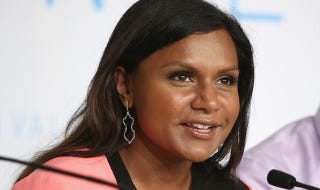 Illustration for article titled Reporters Are Still Asking Mindy Kaling Dumb, Sexist Questions
