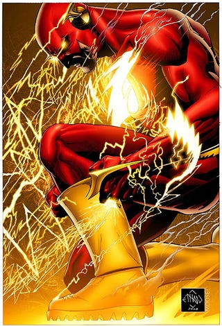 Illustration for article titled With The Flash Reborn, Who's Next?