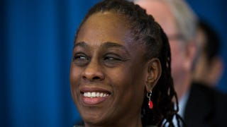 Chirlane McCray in 2014Andrew Burton/Getty Images