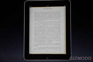 Illustration for article titled Apple iPad eBook App is called 'iBooks'