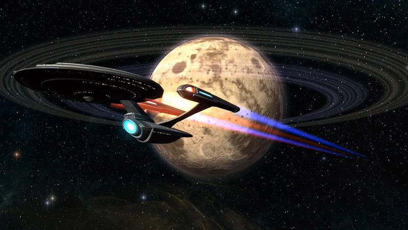 Illustration for article titled Star Trek Online Goes Free to Play by the End of 2011