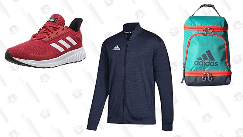 6dfe0eba5c1de Amazon Is Taking Up to 40% Off Adidas Shoes, Apparel, and Accessories