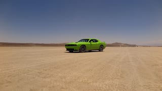 Eastbound & Down, Angel's Crest and El Mirage....