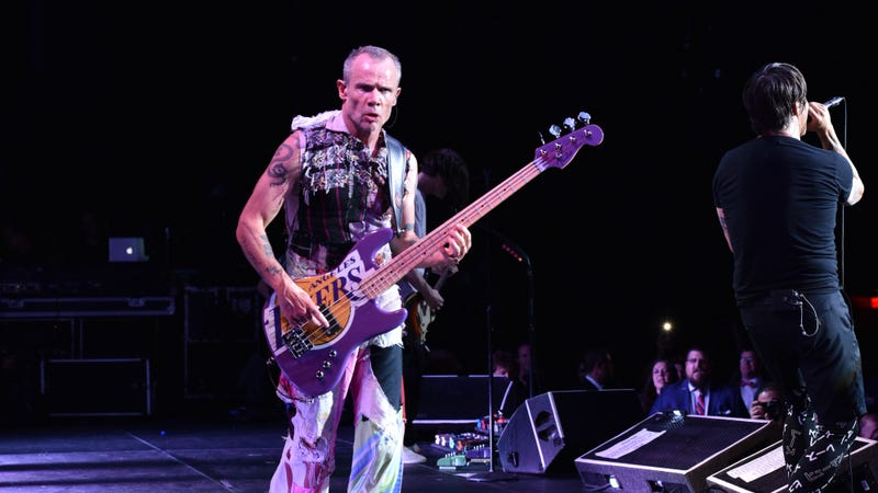 Flea is dropping a dreamy, jazz-inflected memoir later this year