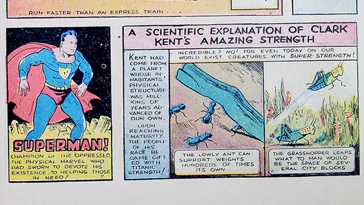 The History Behind Superman's Ever-Changing Superpowers