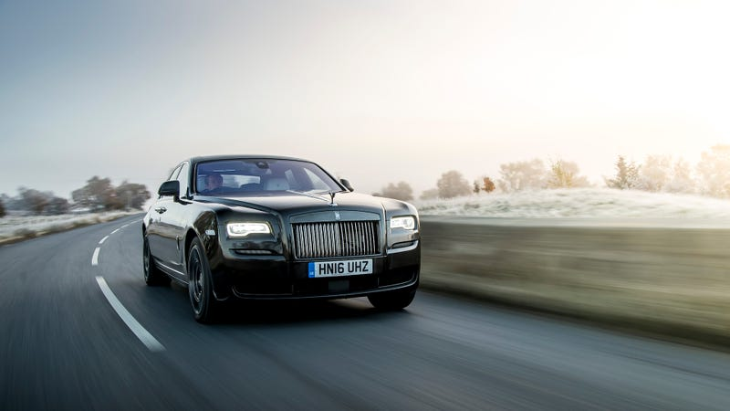 Recording Artists Can't Shut Up About Rolls-Royce