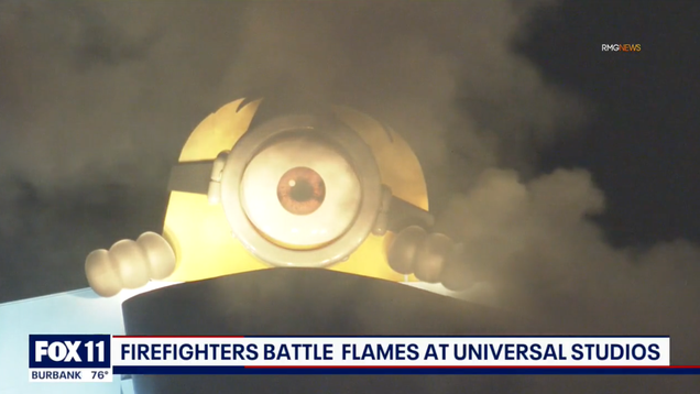 Minions  Attempt to Summon Hell on Earth Thwarted