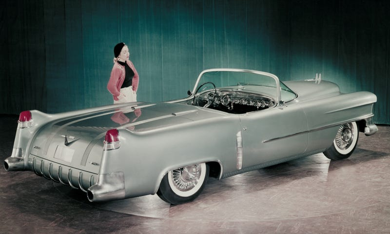 Illustration for article titled Cool Classic Cadillac Concepts Coming To Canada's Cobble Beach Concours