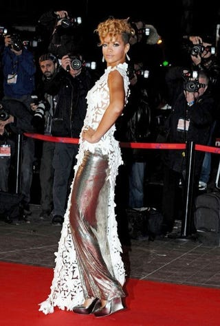 Illustration for article titled Rihanna's Fancy Pants