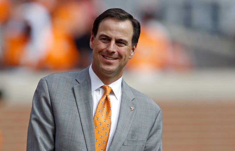"Illustration for article titled Former Tennessee AD John Currie Called Fans ""Wacko,"" Asked Reporter To Help Support Greg Schiano Hire"