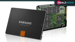 Illustration for article titled Our Favorite SSD Is Your No-Brainer-Upgrade Deal of the Day