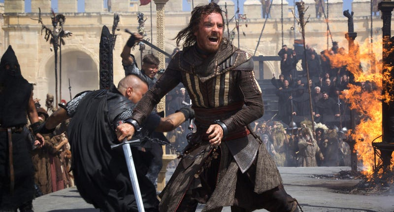 Assassin's Creed is being hammered by critics