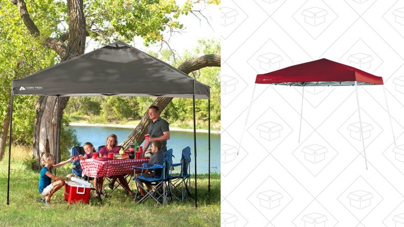 10' x 10' Ozark Trail Instant Canopy, $38