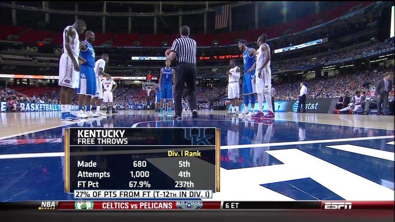 Illustration for article titled So Close, ESPN Data Team