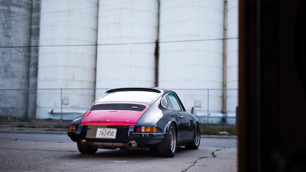 What Its Really Like To Own A Vintage Air Cooled Porsche 911 Mirror Wiring
